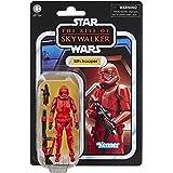 Star Wars La colección Vintage - Star Wars: El ascenso de Skywalker - Figura de Sith Trooper a escala de 9,5 cm