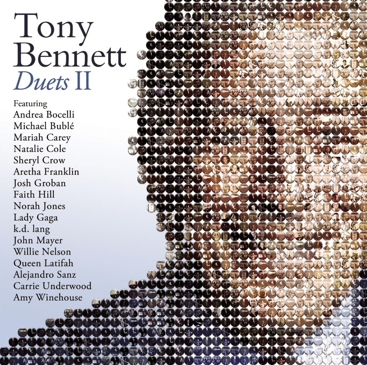 CD : Tony Bennett - Duets Ii: Special Cd + Dvd Edition (Italy - Import, NTSC Format)