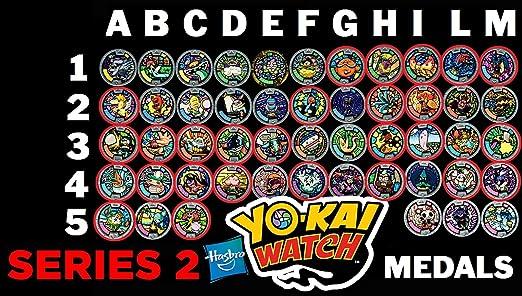 47 opinioni per Medaglia a Scelta Per Orologio Yo-Kai Watch- RARE- serie 2 ( 1 solo pezzo )