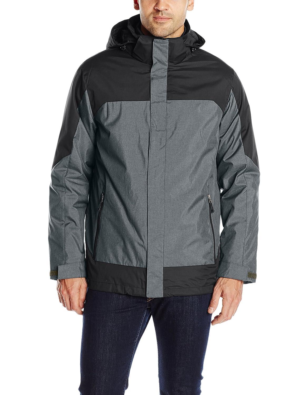 32Degrees Weatherproof Men's 3-In-1 Systems Color-Block Jacket 1053