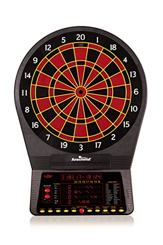 Arachnid Cricket Pro 800 Electronic Dartboard review