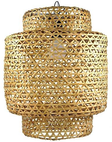 Guru-Shop Lámpara de Techo/lámpara de Techo, Hecha a Mano en ...