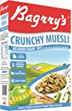 Bagrry's No Added Sugar Crunchy Muesli, Box, 400g