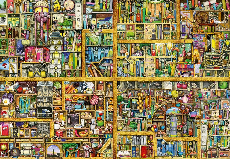 puzzles de 9000 a 18000 piezas
