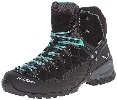 Salewa Women s Alp Trainer Mid GTX Alpine Trekking Boot 0076be1f1c