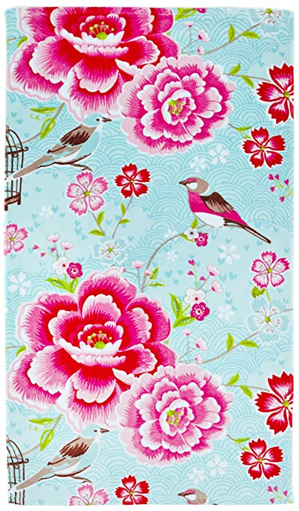 PIP Birds in Paradise - Toalla de mano (55 x 100 cm), color
