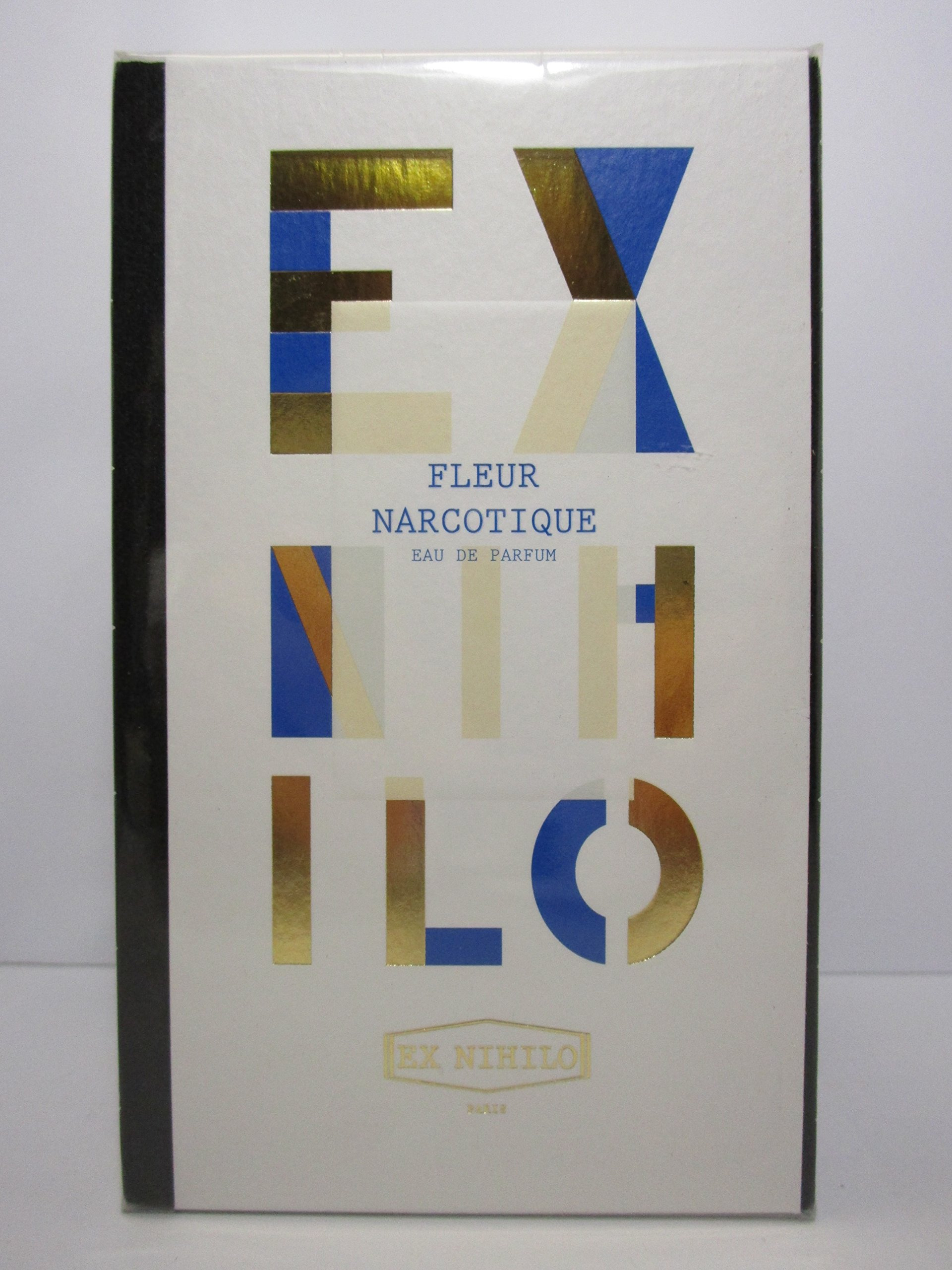 EX NIHILO FLEUR NARCOTIQUE Eau De Parfum Spray UNISEX 3.3 Oz / 100 ml BRAND NEW ITEM IN BOX SEALED