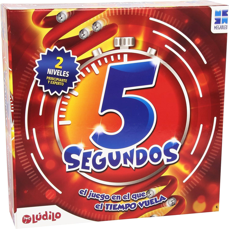 Lúdilo-678403 5 Segundos, Miscelanea (678403): Amazon.es: Juguetes ...