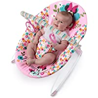 Bright Starts Disney Baby Minnie Mouse Perfect Vibrating Bouncer