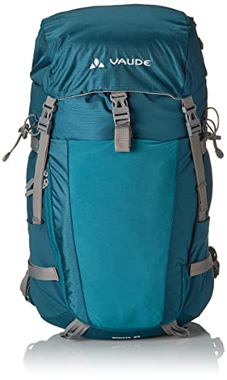 Vaude Waterproof Brenta Unisex Outdoor Hiking Daypack available in Blue  Sapphire - 25 Litres