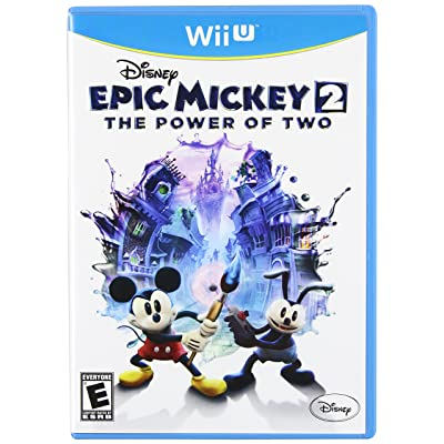 Epic Mickey 2: The Power of Two - Nintendo Wii U: Video Games