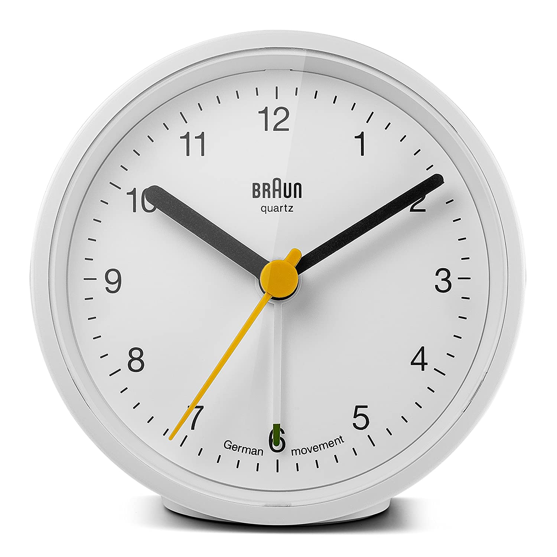 Braun Travel Alarm Clock BNC012GYGY BNC012GYGY_GRIGIO