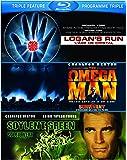Logan's Run / Omega Man / Soylent Green (Programme Triple) [Blu-ray] (Bilingual)