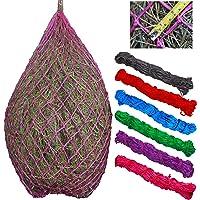 """TEKE General Slow hay Feeder hay nets 40"""" Length with 2"""" Holes"""