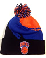Mitchell & Ness NBA Men's New York Knicks Paintbrush Knit Hat - KK40-MTC-5KNICK