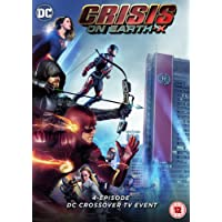 Crisis on Earth X [DVD] [2018]