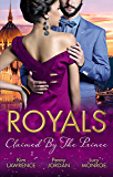 Royals: Claimed By The Prince - 3 Book Box Set