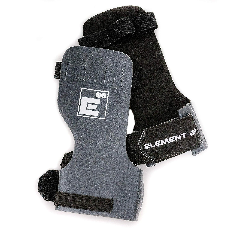 Element 26 poignées de Noir de Carbone - la Technologie de poignée synthétique Ultra Durable - poignées de Sport