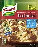 Knorr Fix Schwedische Hackbällchen Köttbular 3 Portionen