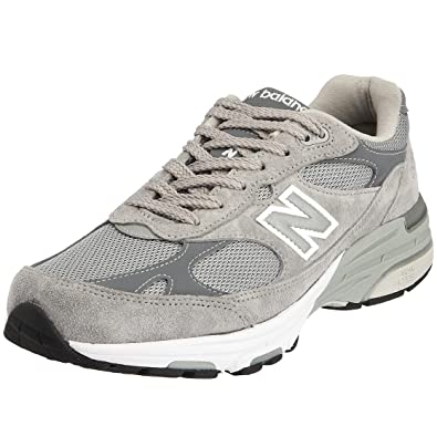 New Balance MR993GL MR993GL - Zapatillas de correr de ante para hombre, color gris, talla 46.5: Amazon.es: Zapatos y complementos