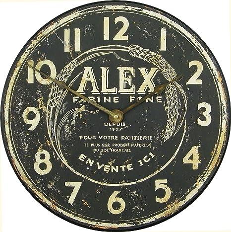 Lascelles London Alex harina para Hacer Reloj de Pared ...