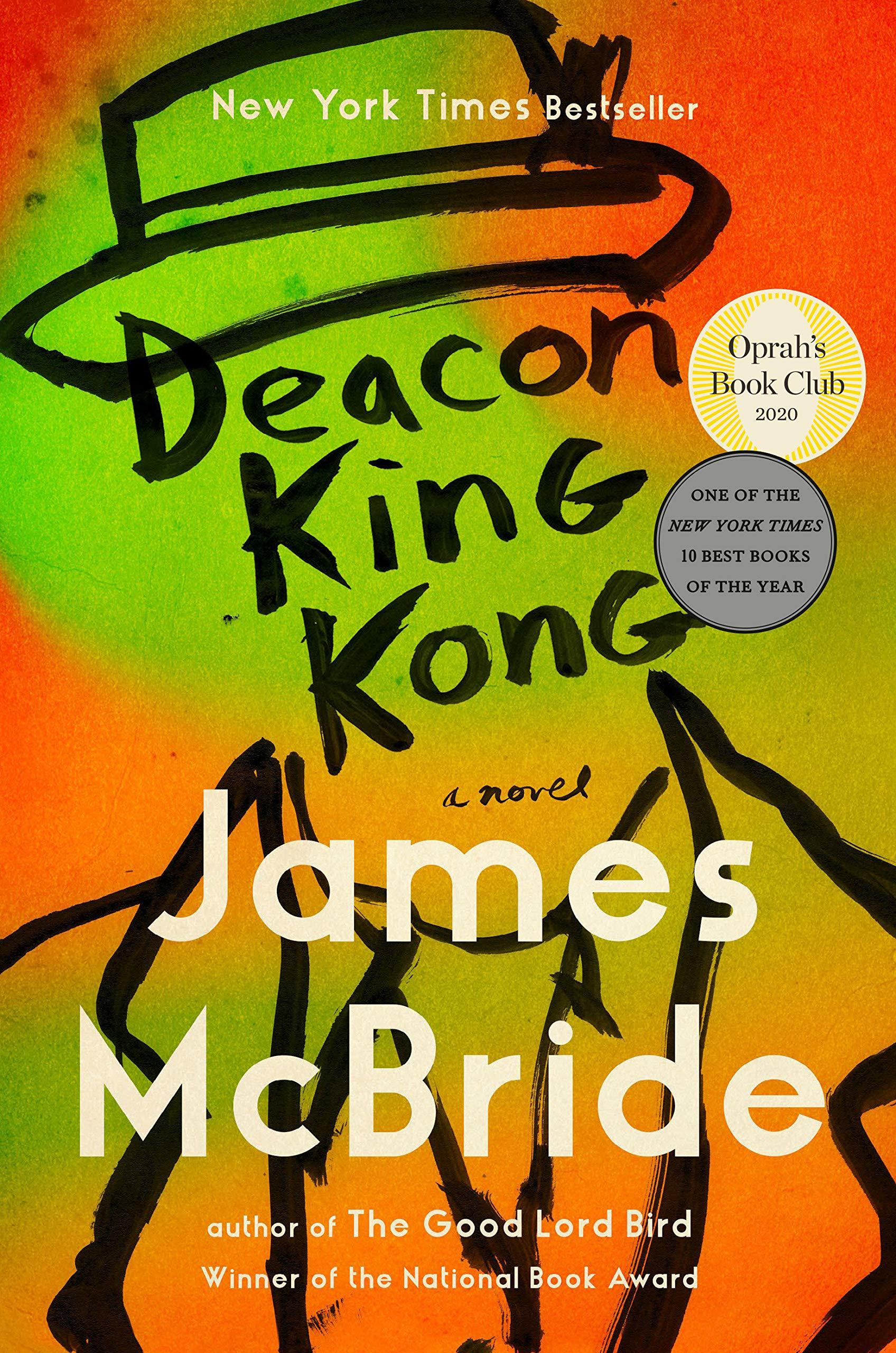 Amazon.com: Deacon King Kong: A Novel: 9780735216723: McBride, James: Books