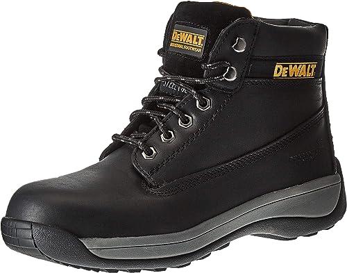 DeWalt Apprentice Mens SB Honey Safety Steel Toe Lace Up Boots Size 11