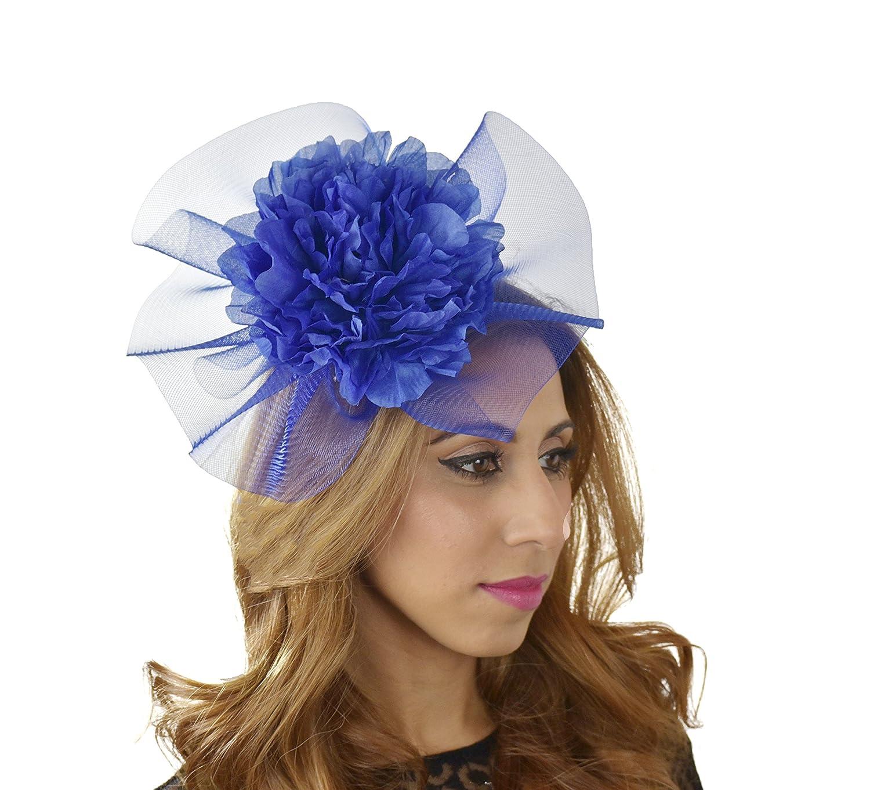 Hats By Cressida - Cappello da sole Hats - Donna Blu Royal blu Taglia unica  Parent 7e4547 ae8af192e41f