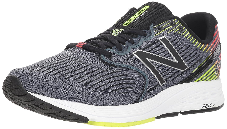 New Balance Running, Zapatillas de Deporte Unisex Adulto 8.5 D(M) US Gris