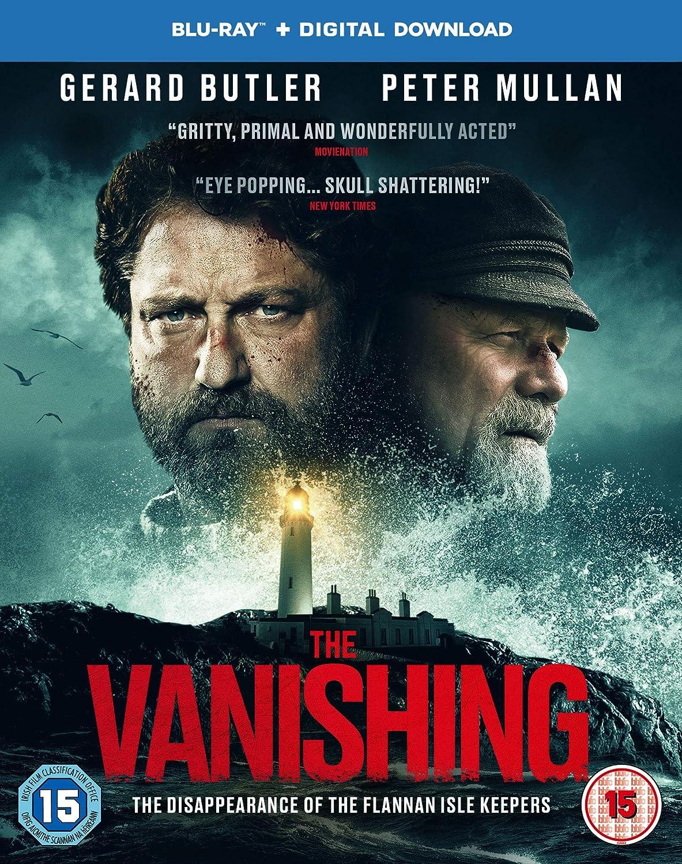 The Vanishing [Blu-ray] [2019]: Amazon co uk: Gerard Butler