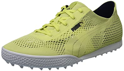 7735f15782ee Image Unavailable. Image not available for. Colour  PUMA Golf Women s  Monolite Cat Woven Golf Shoe