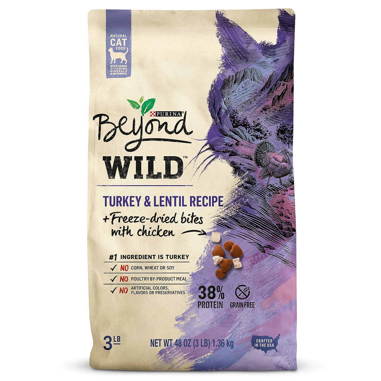 9323a9411e Amazon.com   Purina Beyond Wild Grain Free Natural High Protein ...