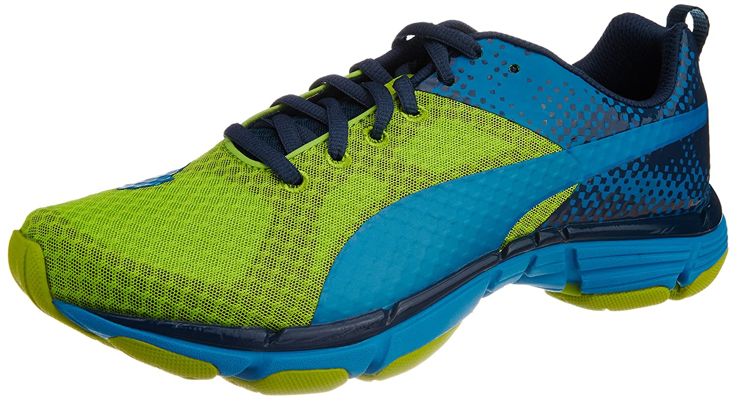 Puma Mobium V2 Ride Running Shoes - 6.5 Blue  Amazon.co.uk  Shoes   Bags cb72d520f