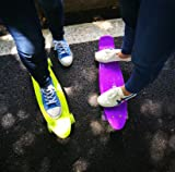 "Merkapa 22"" Complete Skateboard with Colorful LED"