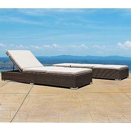Amazon.com: Starsong CL024 – 2PK silla de salón: Jardín y ...