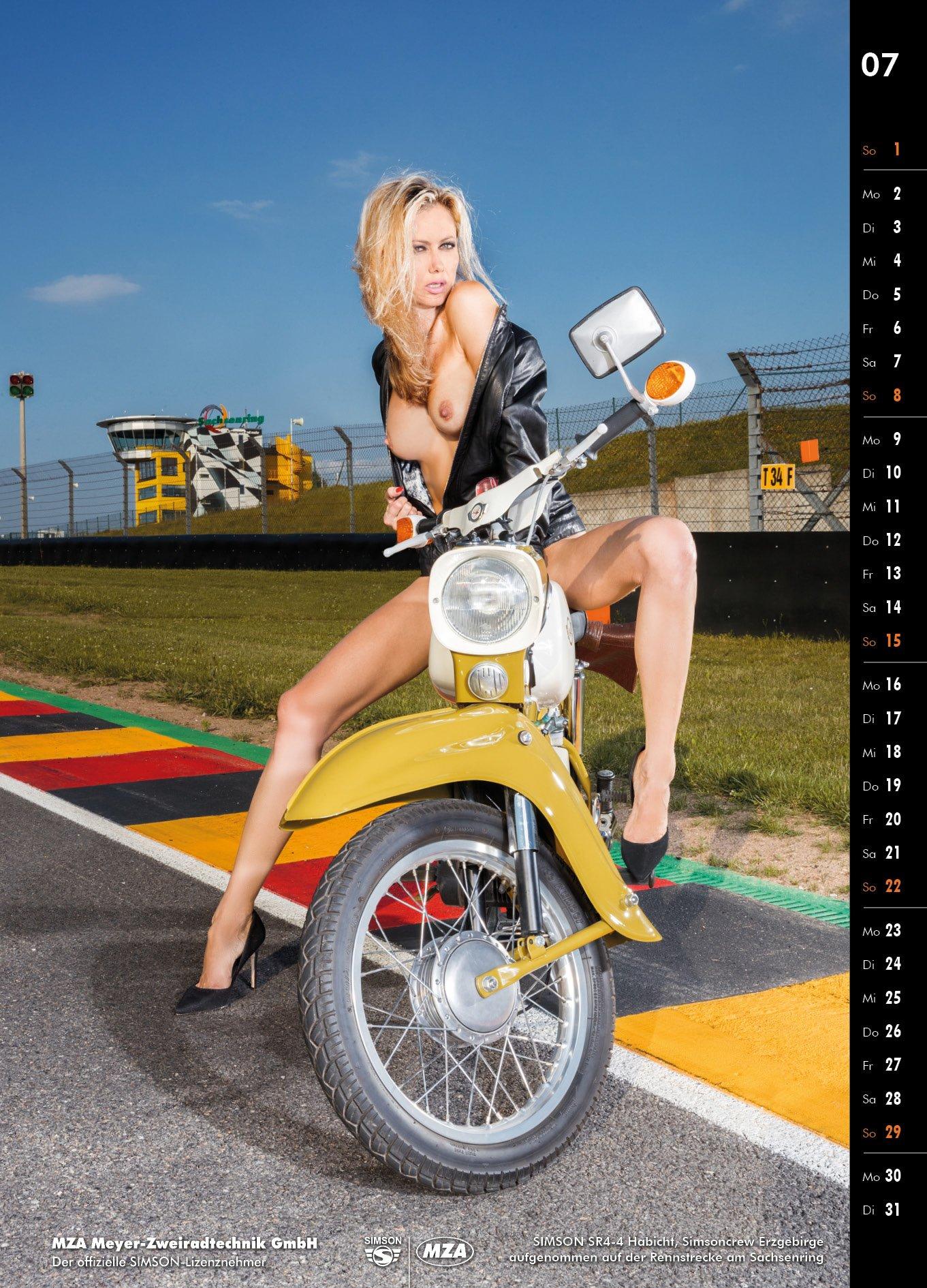 erotik kalender 2017