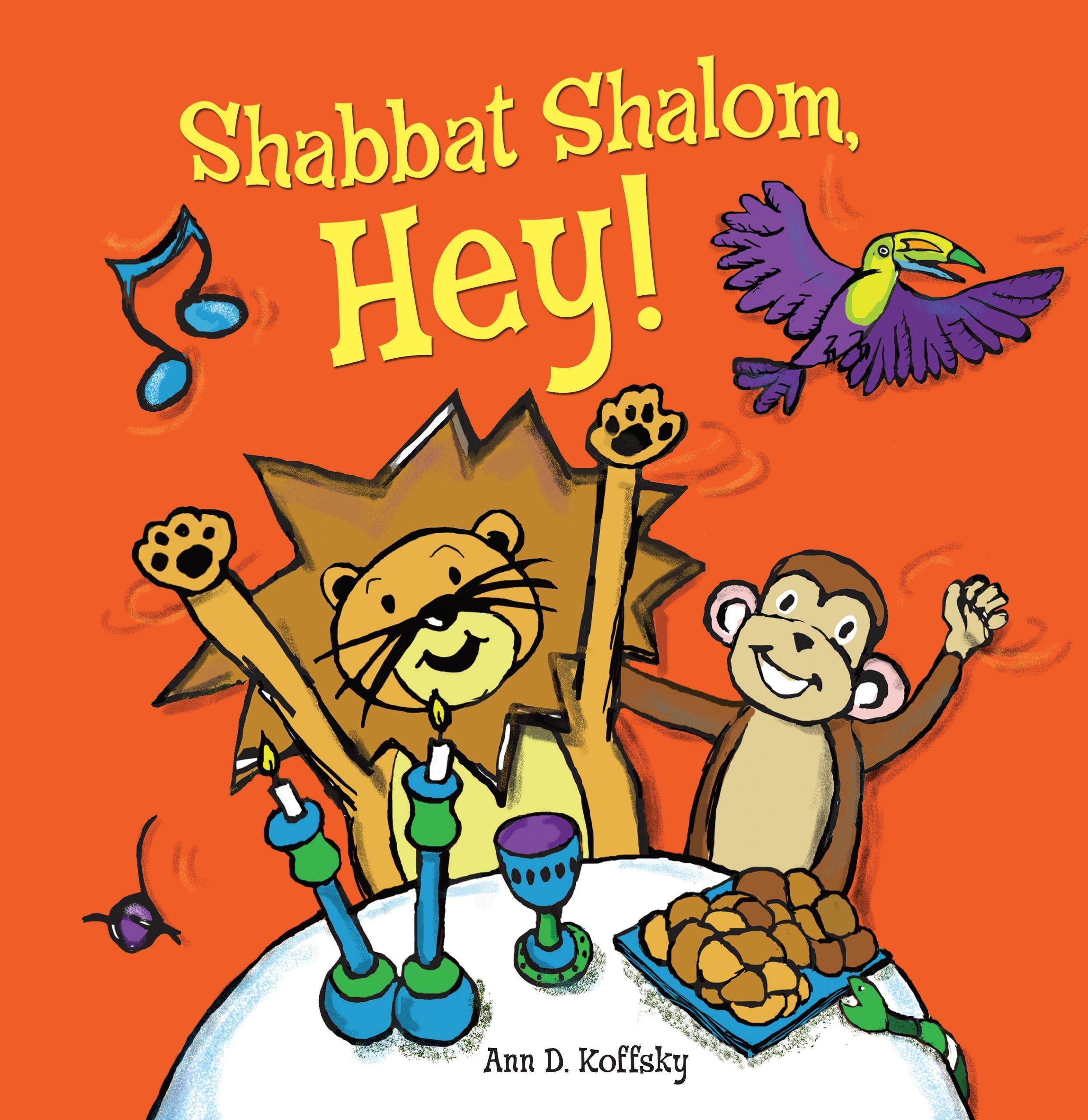 Shabbat Shalom, Hey!: Amazon.es: Ann Koffsky: Libros en idiomas extranjeros