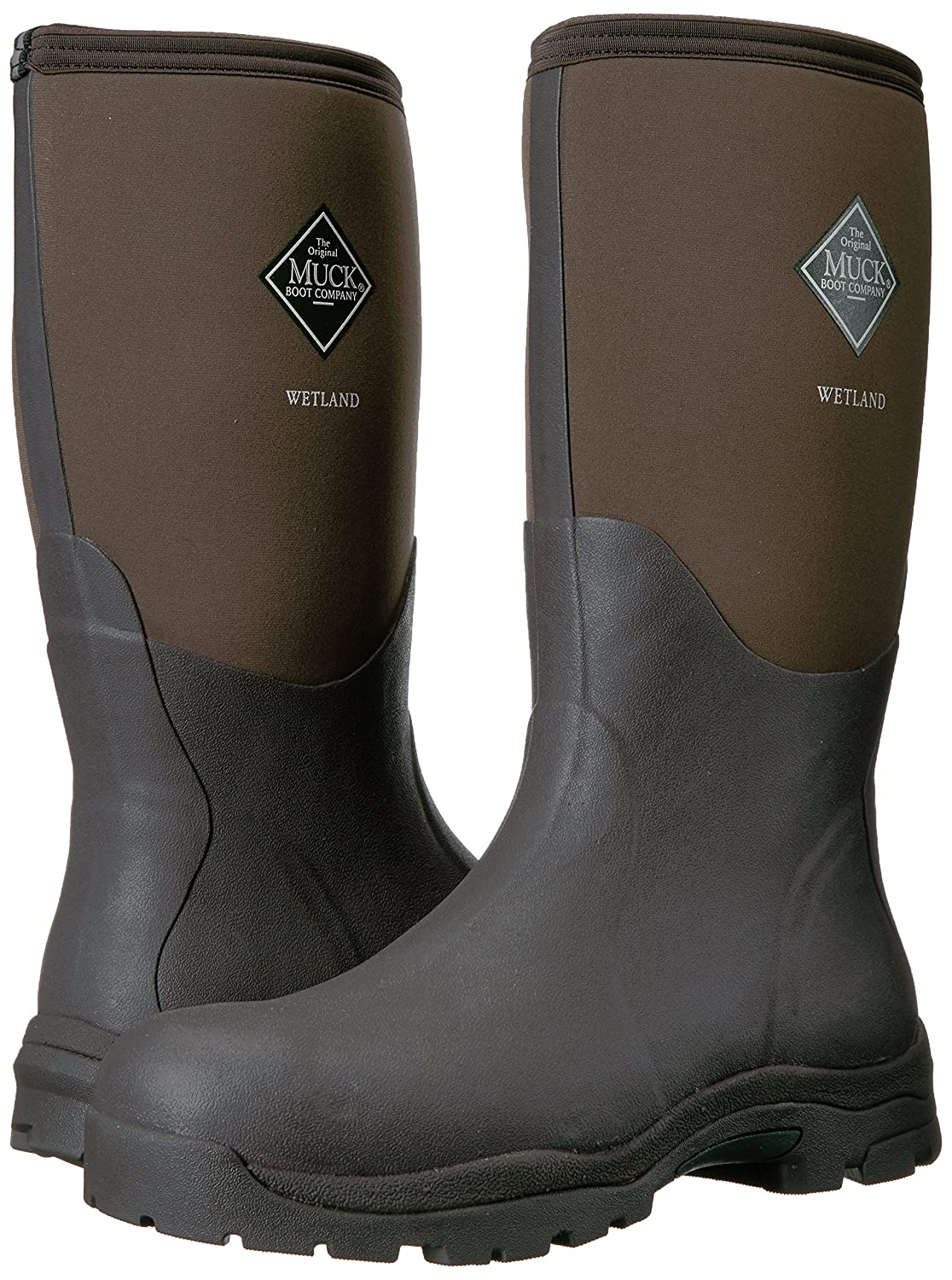 844dc6ed76f86 Amazon.com: Muck Boots Wetland Rubber Premium Women's Field Boot: Sports &  Outdoors