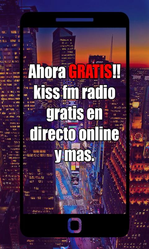 kiss fm radio gratis en directo online y mas: Amazon.es: Appstore ...