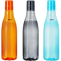 Amazon Brand – Solimo Plastic Fridge Bottle Set