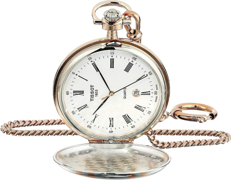 Tissot Reloj de Bolsillo analógico de T8624102901300