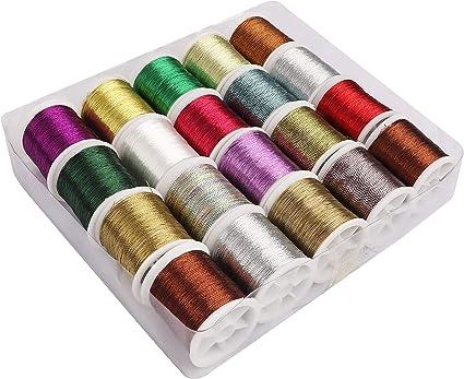 Nuevo Calidad 1 X cada Cerise PINK /& Rosa Costura Hilo de Algodón para mano//máquina.