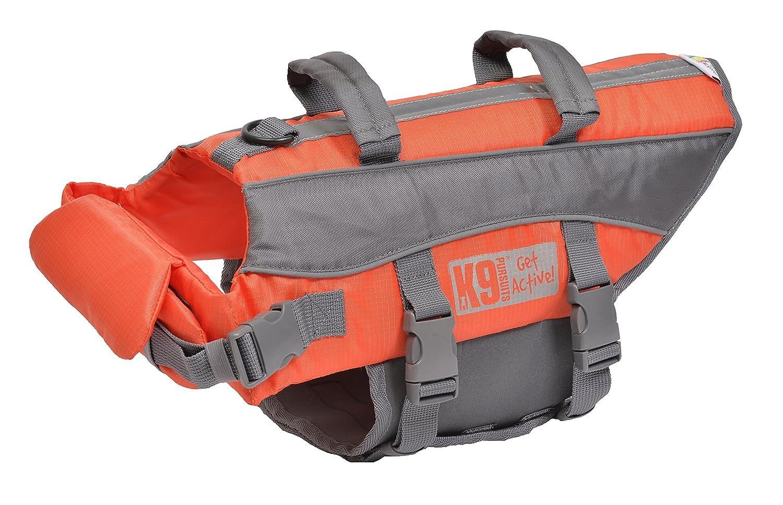 Gilet de Sauvetage K9Pursuits, hautement Visible et Facile à agripper K9 Pursuits PJ4400