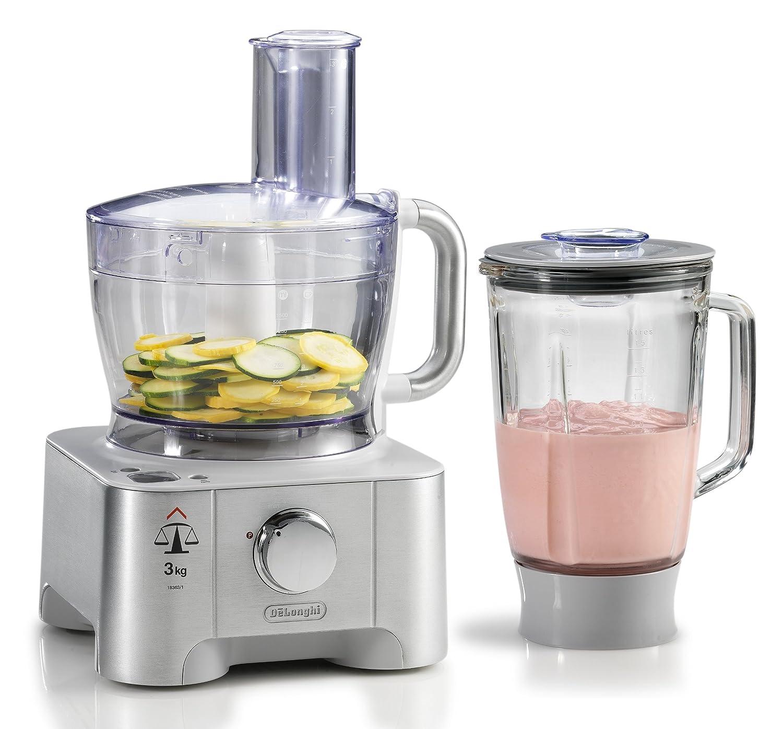 blender and food processor combo. Amazon.com: DeLonghi DFP950 Die-cast 3-in-1 Food Processor, Blender, Scale: Electric Countertop Blenders: Kitchen \u0026 Dining Blender And Processor Combo T