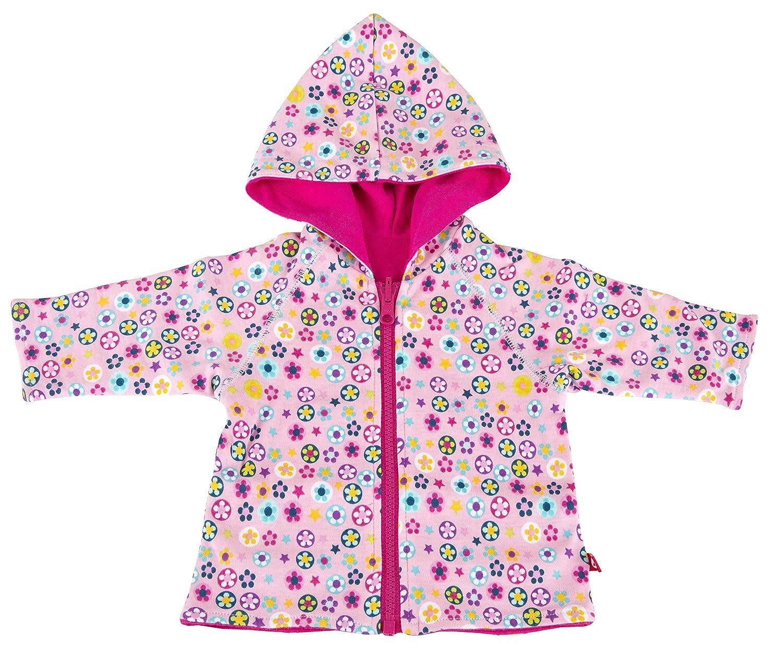 Zutano Reversible Hoodie Jacket 17108447556