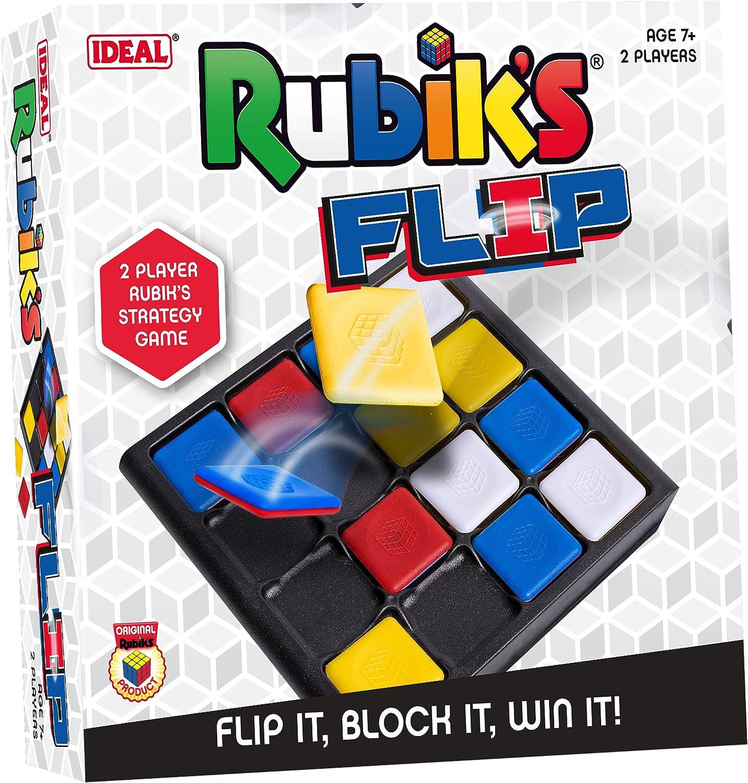 John Adams- Juego Flip de RubikS, Color Nailon/a. (10596): Amazon.es: Juguetes y juegos