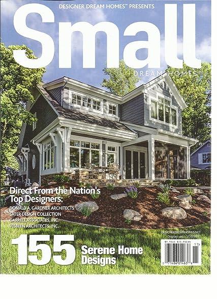 DESIGNER DREAM HOMES PRESENTS SMALL DREAM HOMES OCT / NOV ,2016 ISSUE, 40