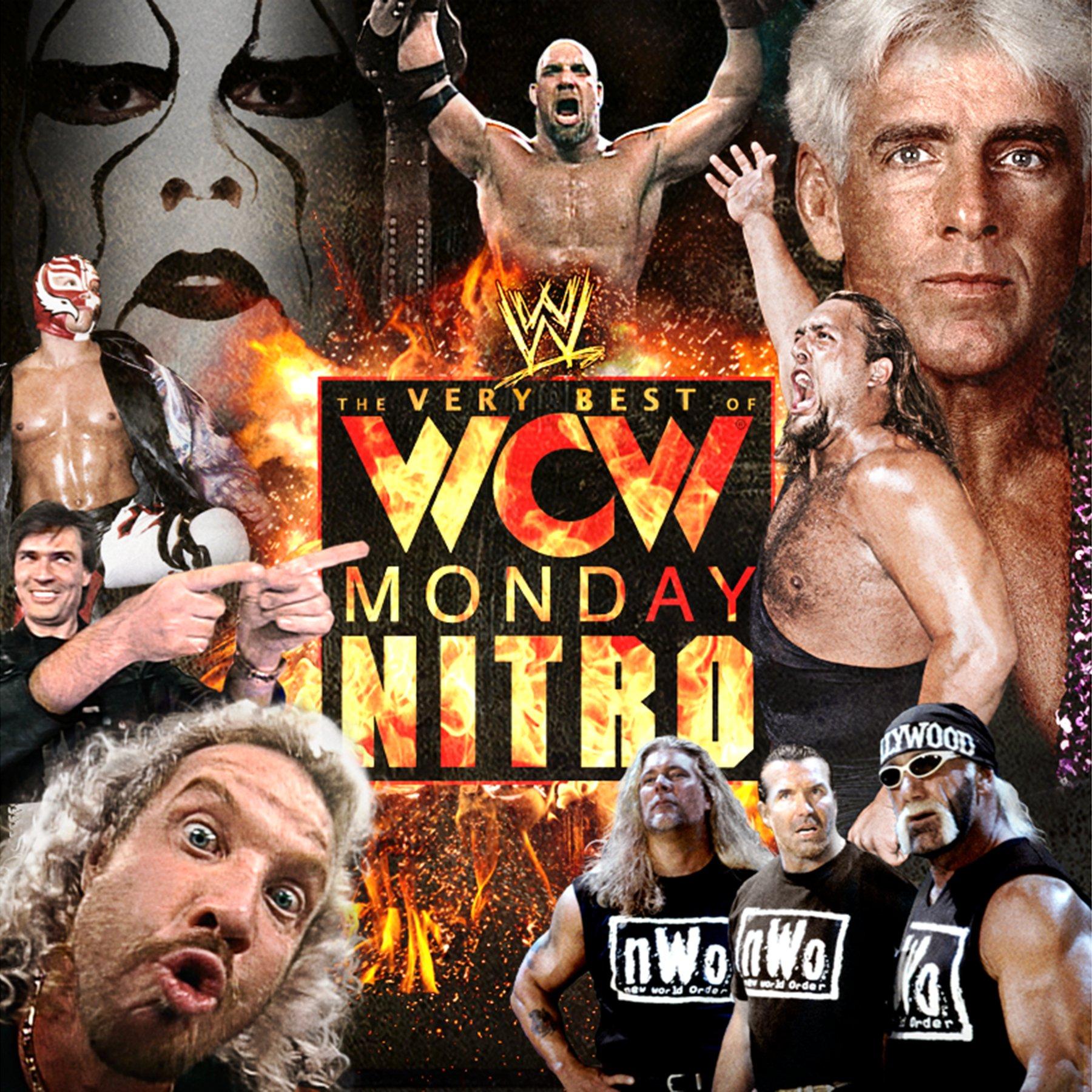 Amazon com: Watch WWE The Very Best of WCW Monday Nitro