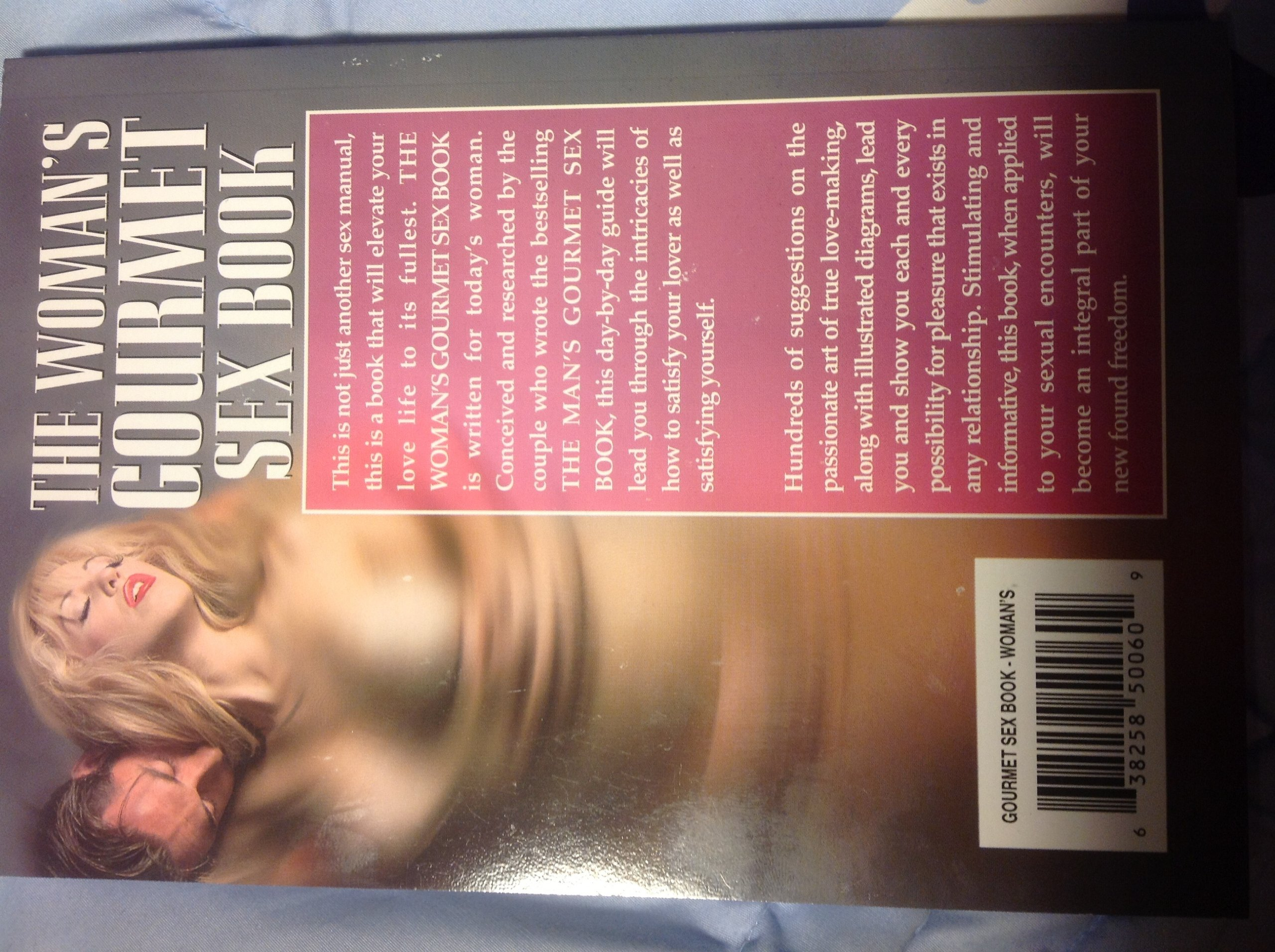 The man gourmet sex book