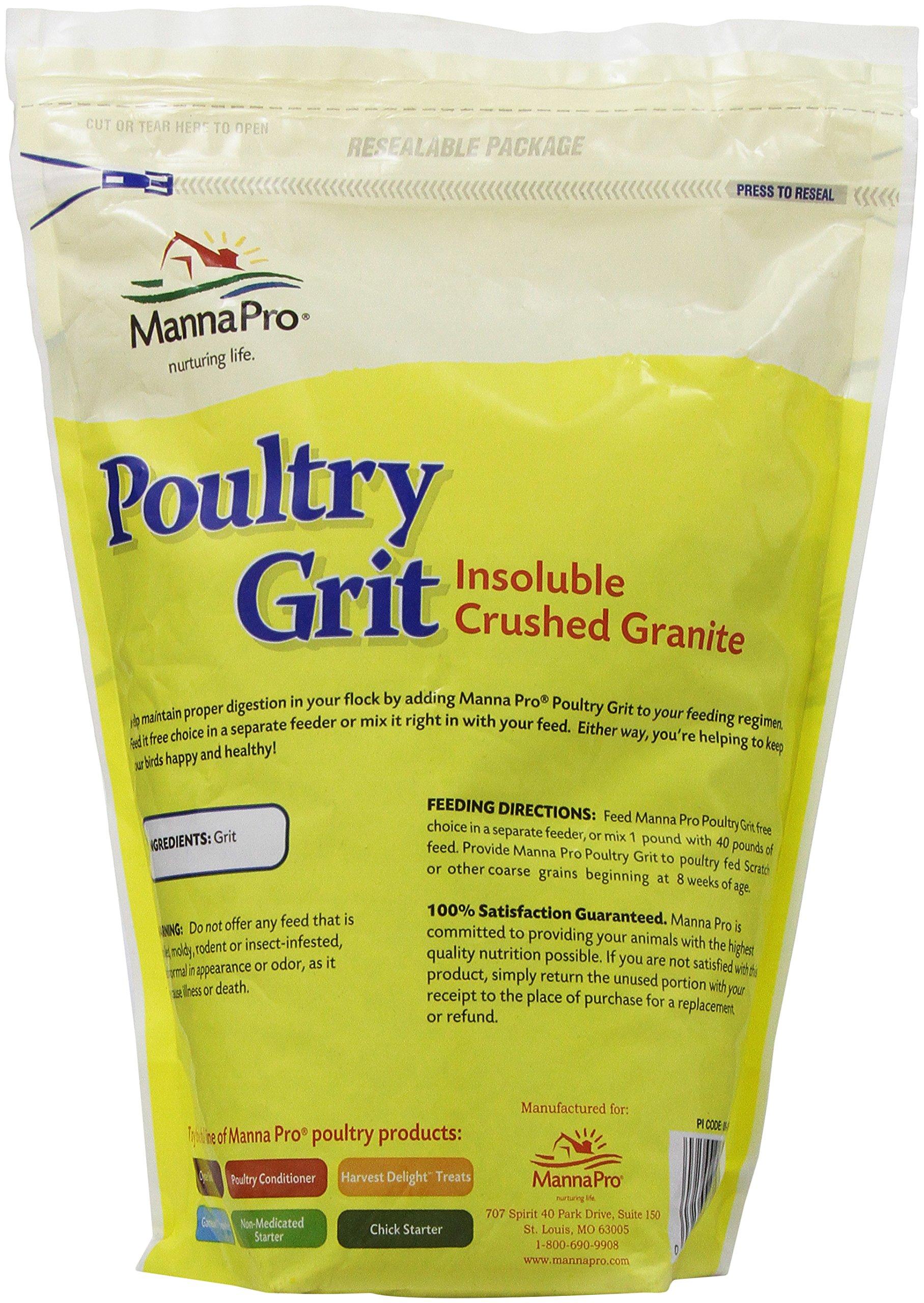 Manna Pro Poultry Grit, 5-Pounds by Manna Pro